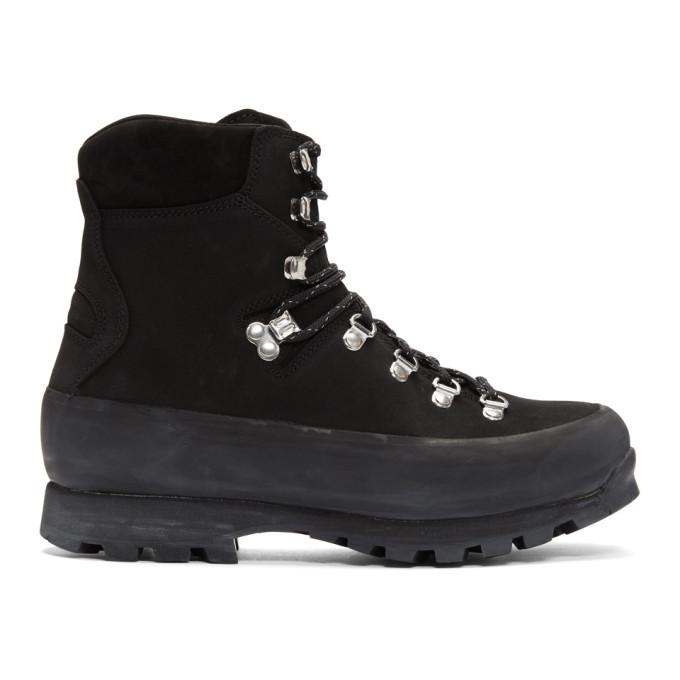 Photo: nonnative Black Hiker Boots