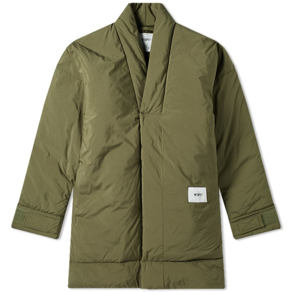 Photo: WTAPS Hanten Taffeta Jacket