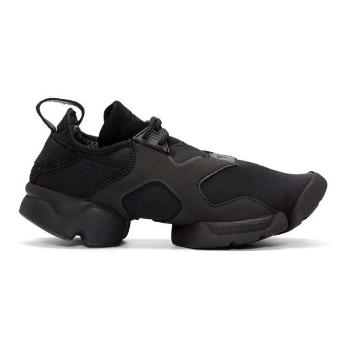 Photo: Y-3 Black Khona Sneakers