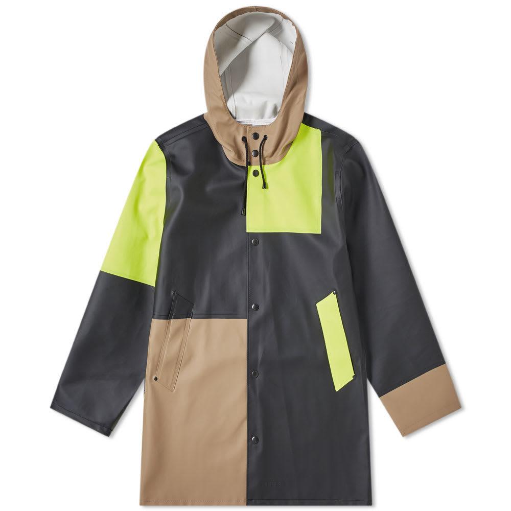 Photo: Stutterheim Stockholm Patched Raincoat