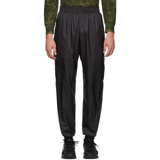 GmbH SSENSE Exclusive Black Seher Jogging Lounge Pants