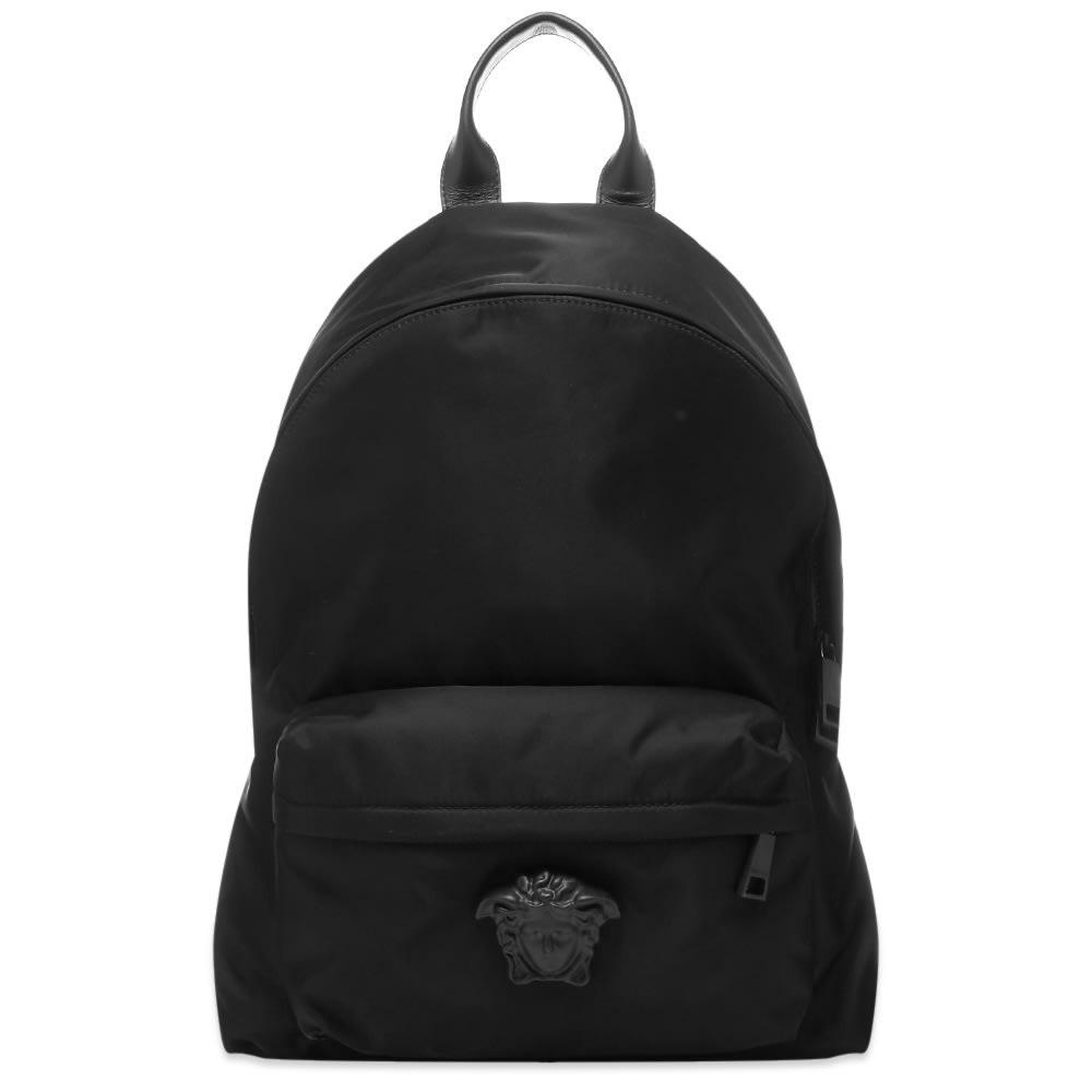 Photo: Versace Medusa Head Backpack