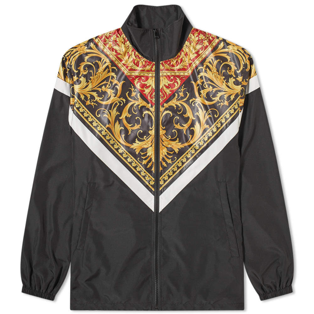 Photo: Versace Baroque Windbreaker