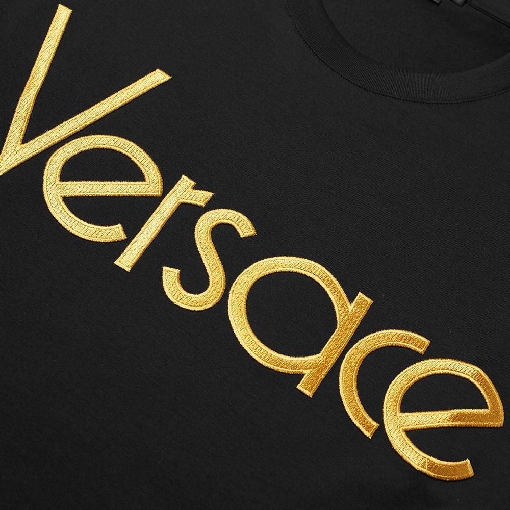 Versace 80's Logo Tee