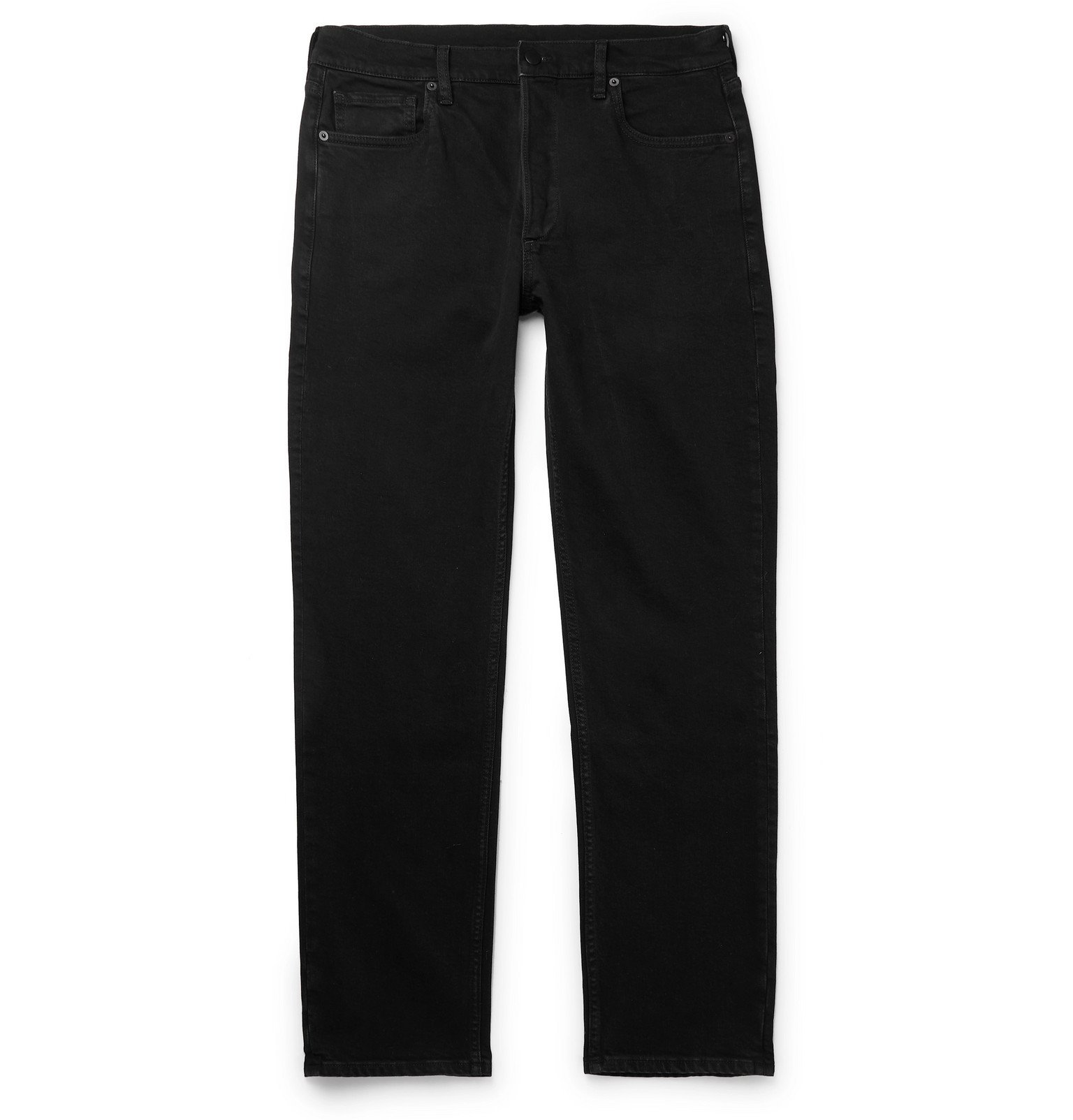 Saman Amel - Stretch-Denim Jeans - Black