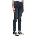 Ksubi Blue Distressed Chitch Jeans