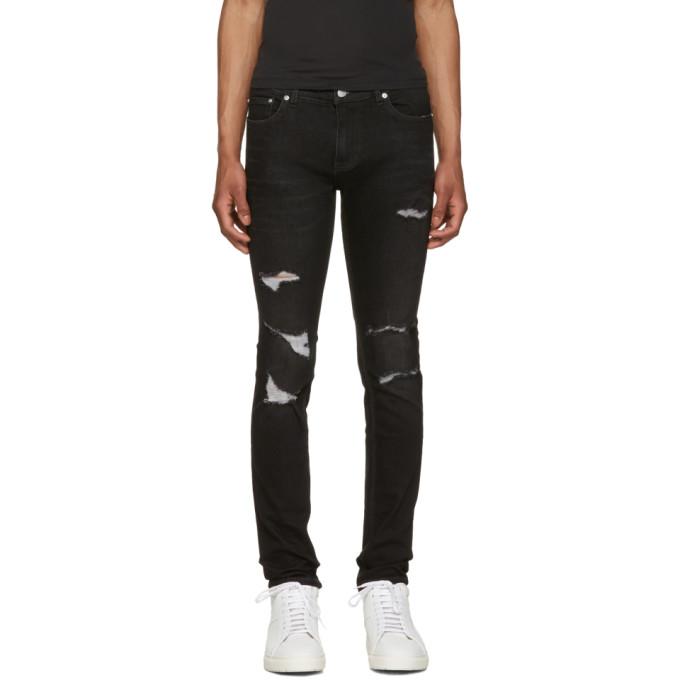 Photo: BLK DNM Black 5 Jeans