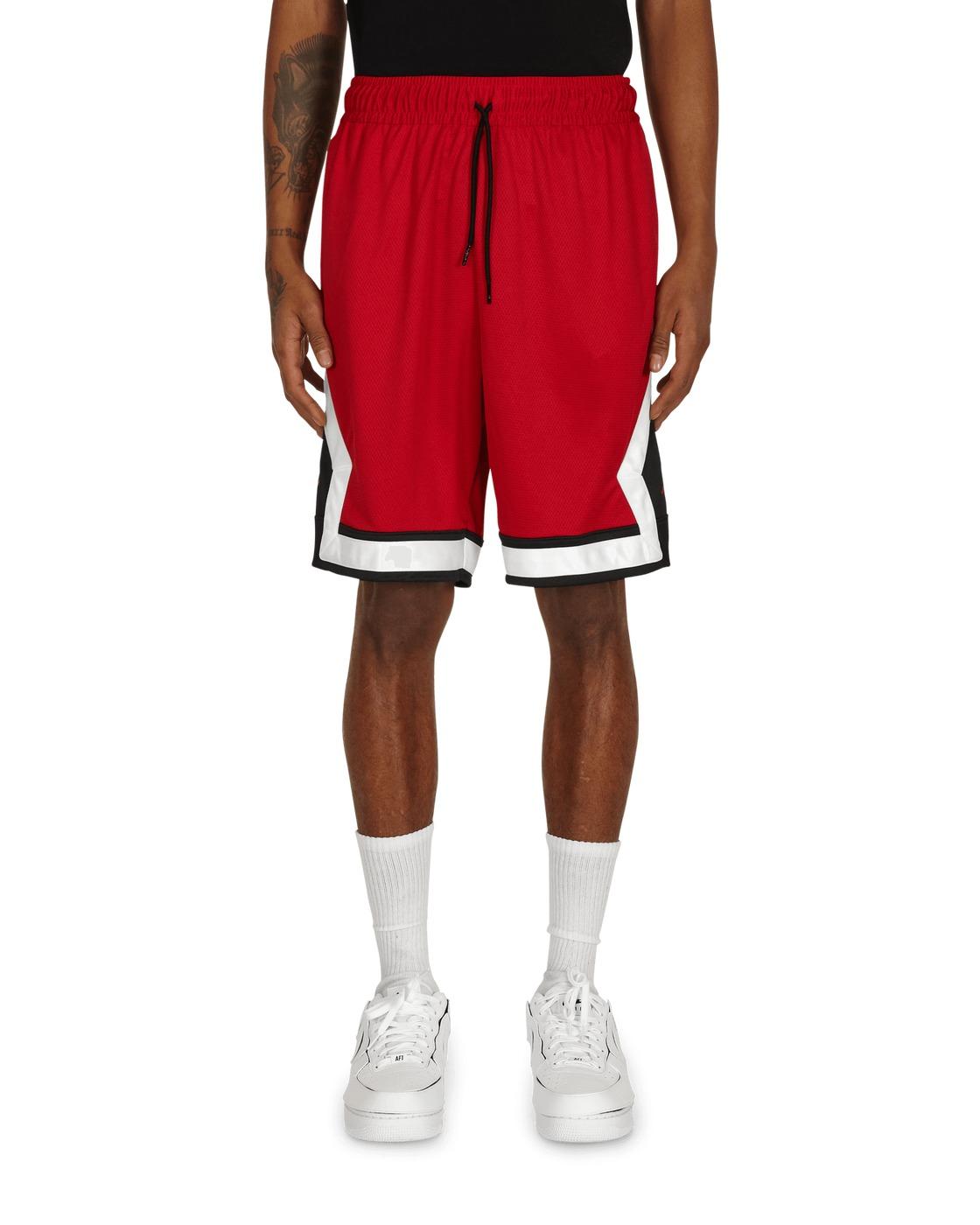 Nike Jordan Jumpman Diamond Shorts Gym Red/Black/White/Gym Red