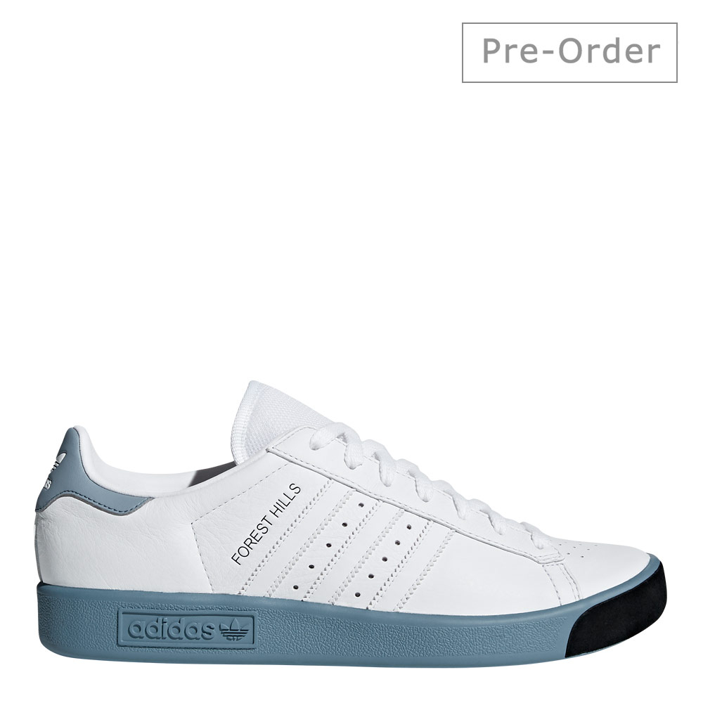Forest Hills Trainers - White / White