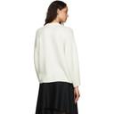 3.1 Phillip Lim Off-White Wool Crewneck Sweater