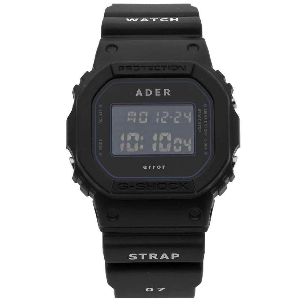 Photo: Casio G-Shock x ADER error DW-5600ADER Watch