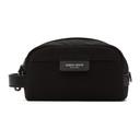 Giorgio Armani Black Wash Bag