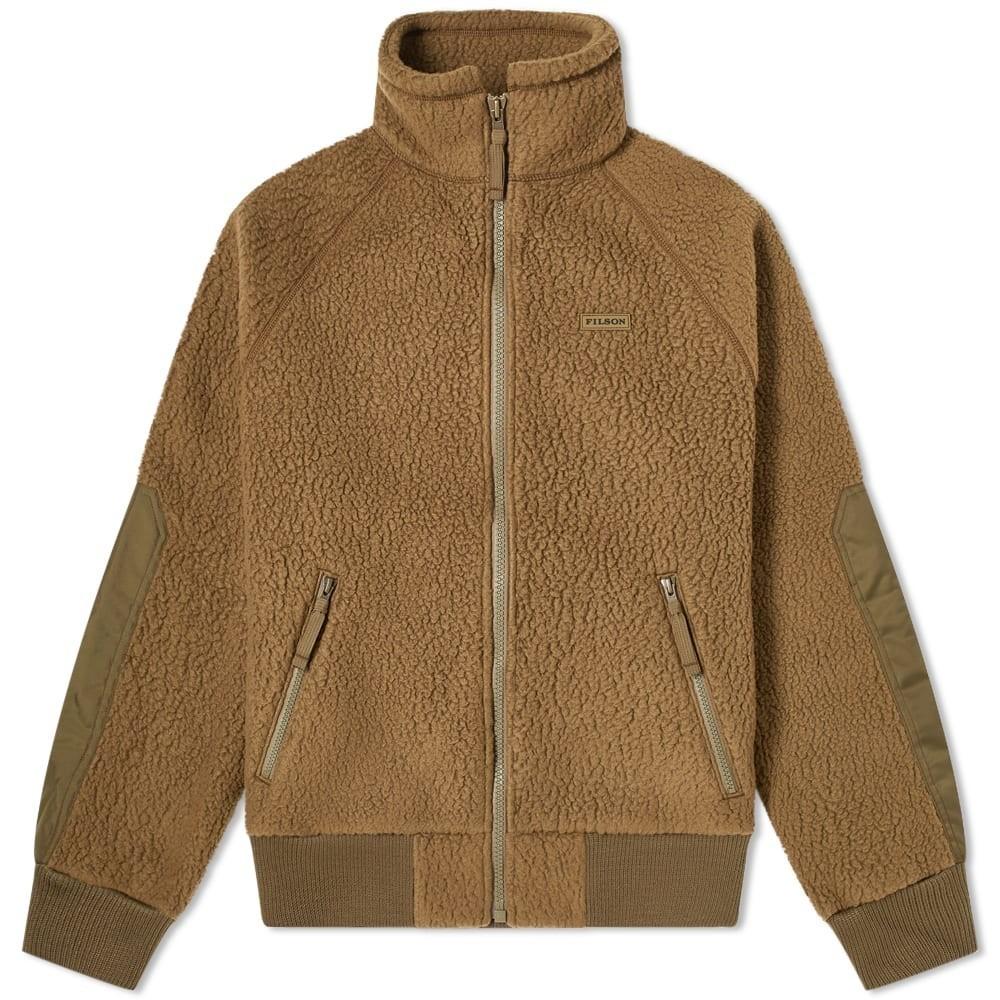 Filson Sherpa Fleece Jacket