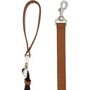 1017 ALYX 9SM Brown Large Dog Collar and Leash Set