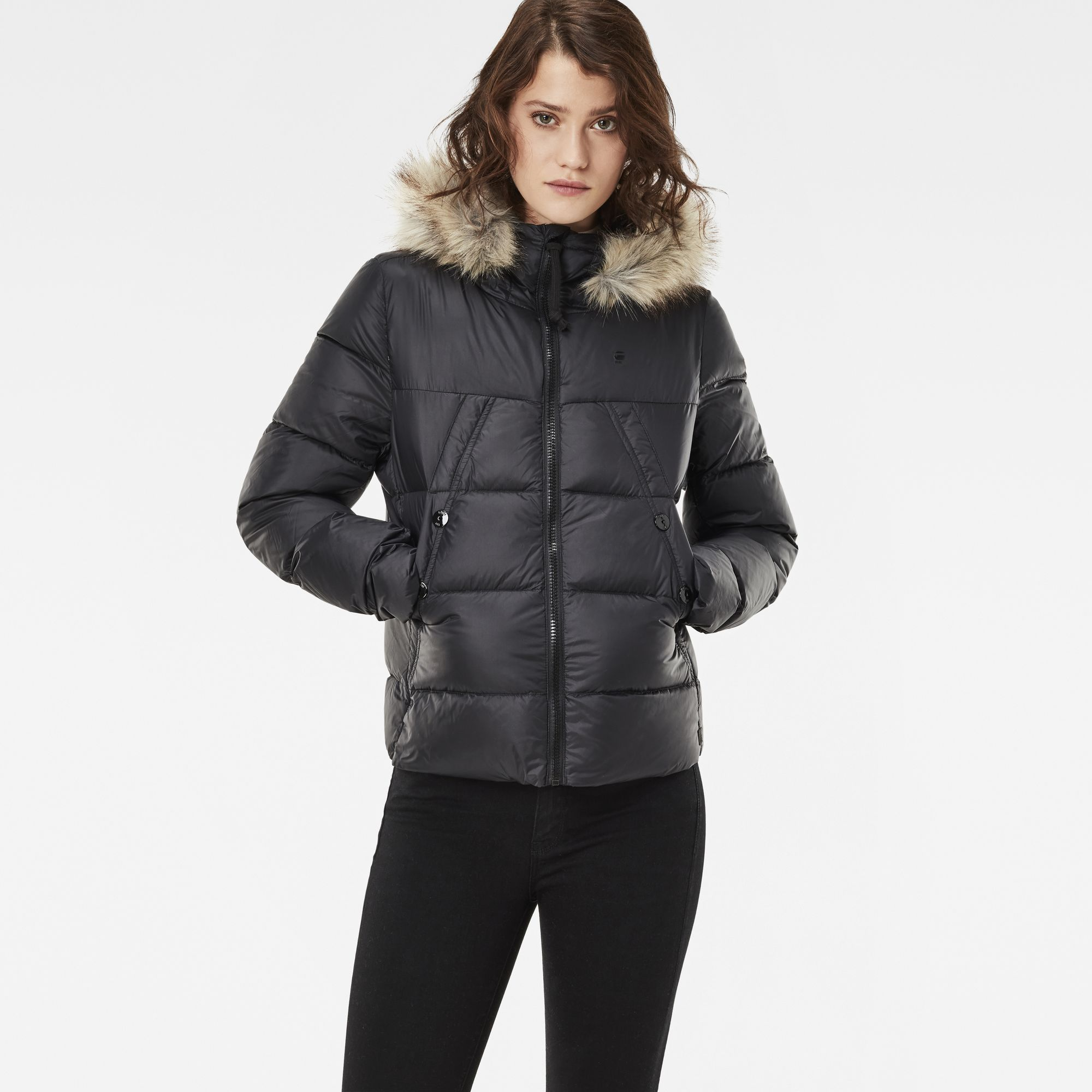 Photo: Whistler Hooded Down Jacket
