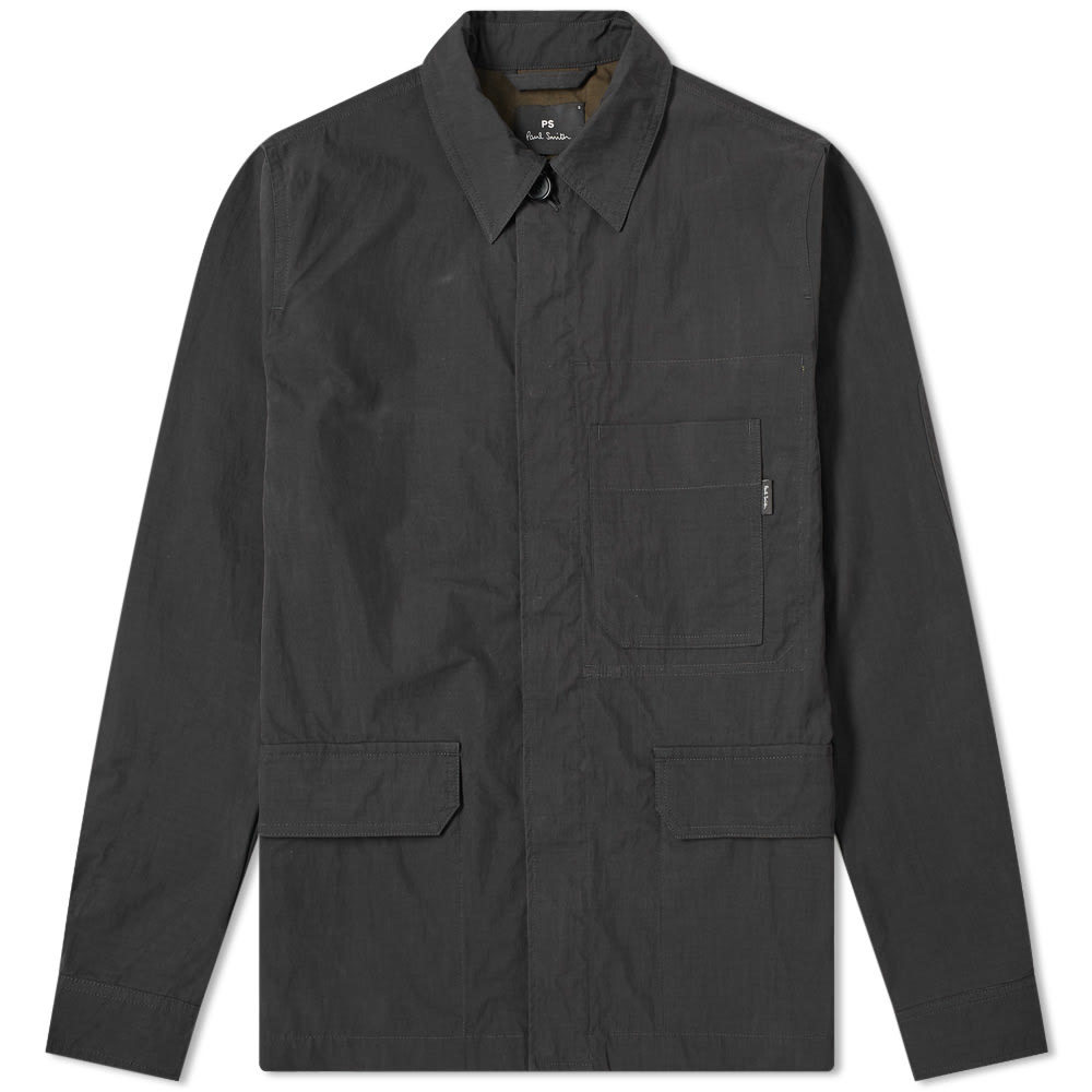 Photo: Paul Smith Ripstop Zip Chore Jacket