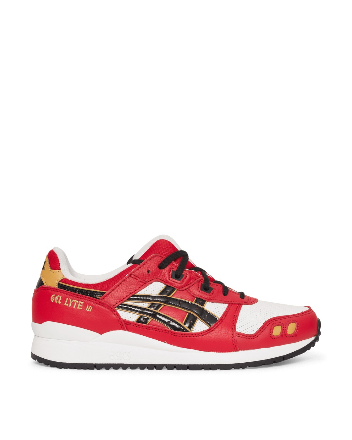 Asics Gel Lyte Iii Og Sneakers Classic Red/Black