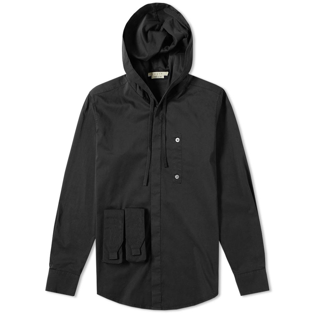 1017 ALYX 9SM Hooded Button Up Shirt
