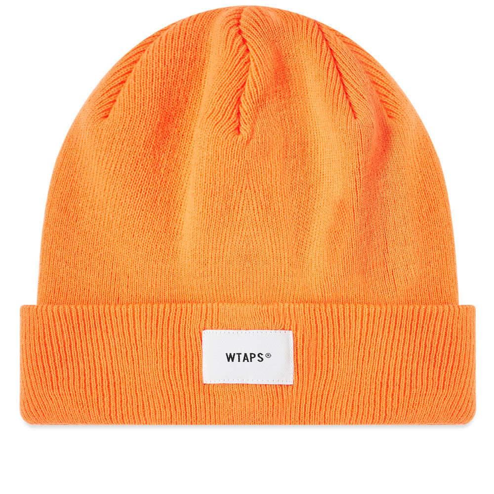 Photo: WTAPS Acrylic Beanie 3 Orange