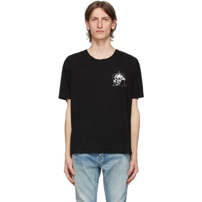 Photo: Enfants Riches Deprimes Black Nouvel Echec T-Shirt