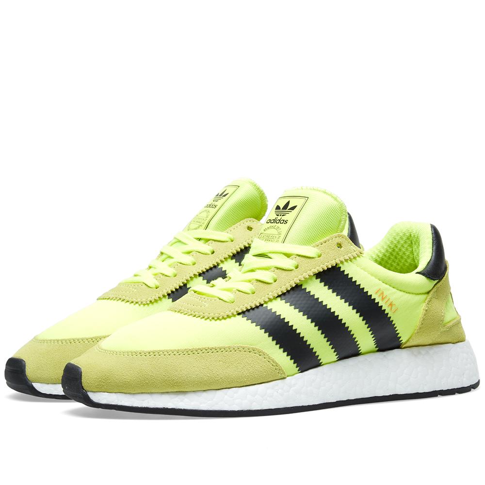Photo: Adidas Iniki Runner Yellow