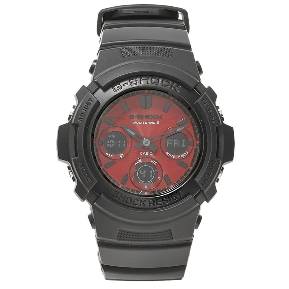 Photo: Casio G-Shock AWG-M100SAR Watch