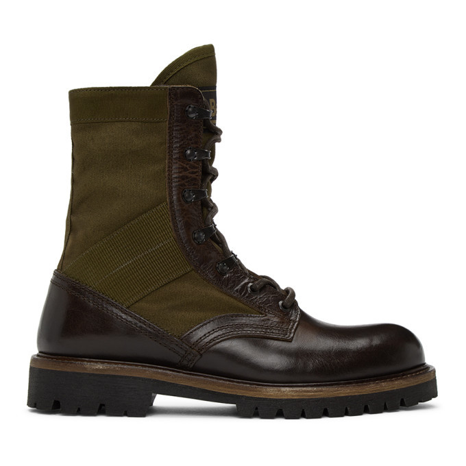 Photo: Belstaff Brown Trooper Boots