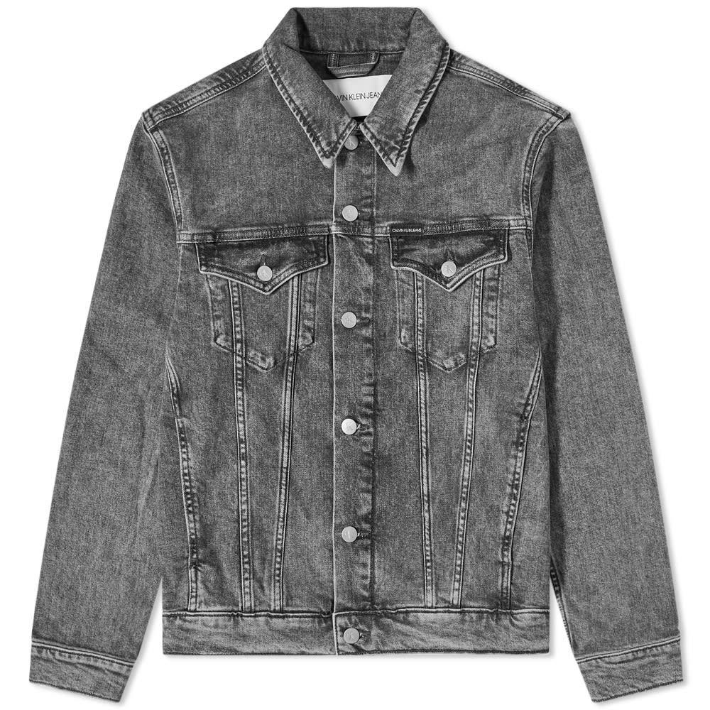 Photo: Calvin Klein Washed Foundation Denim Jacket