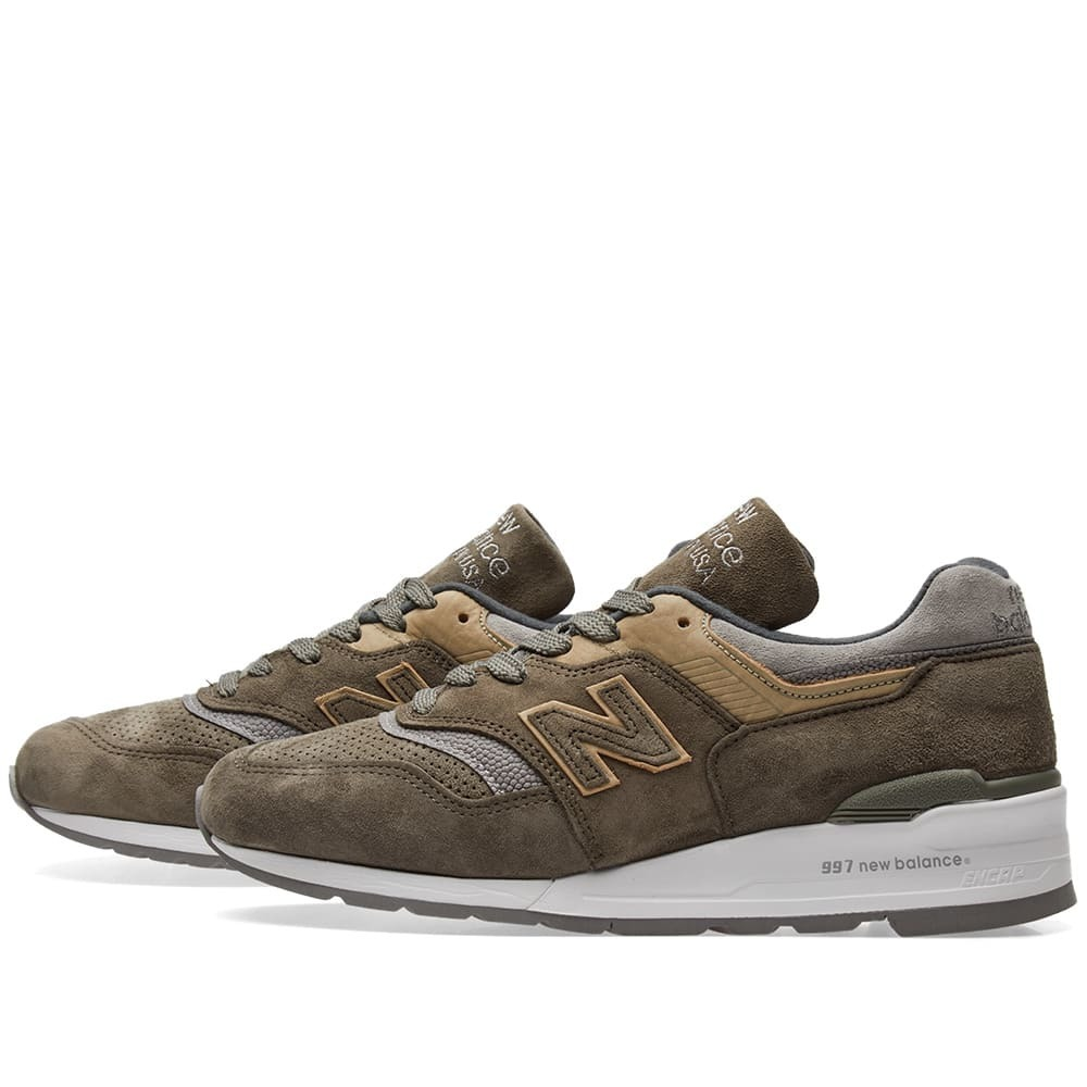 New Balance M997FGG - Made in the USA