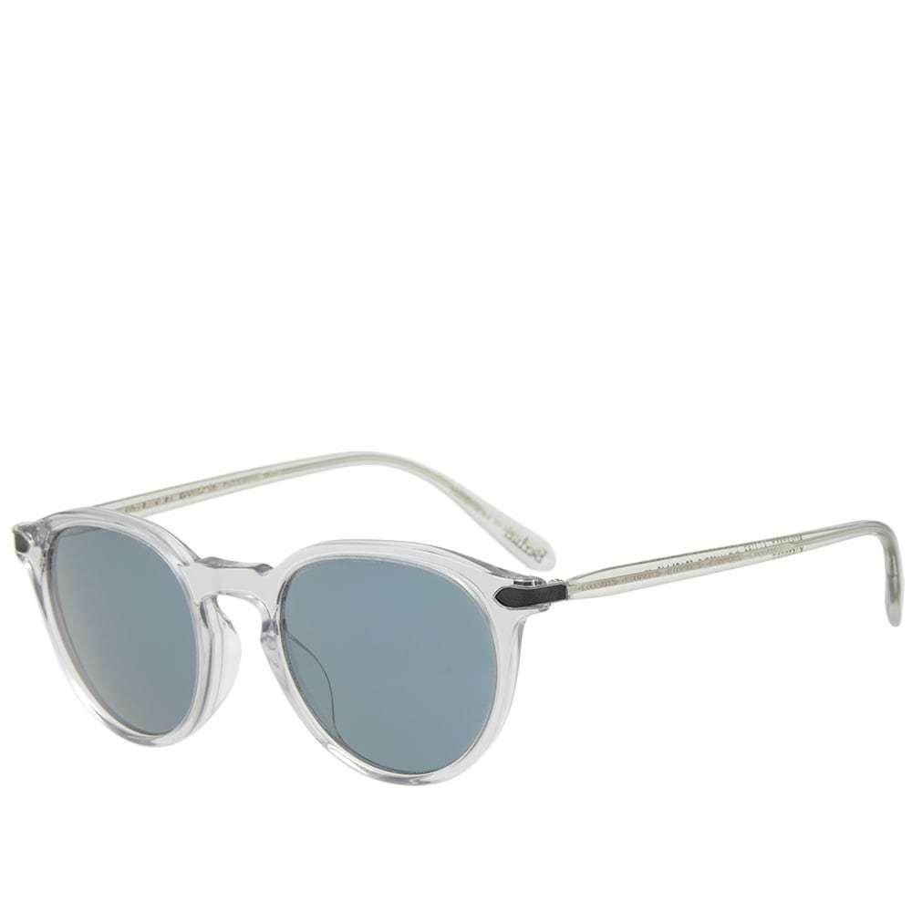 Oliver Peoples x Berluti Rue Marbeuf Sunglasses Grey