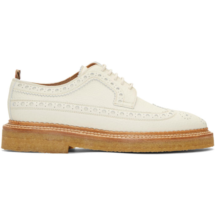 Photo: Burberry Off-White Burroughs Brogues