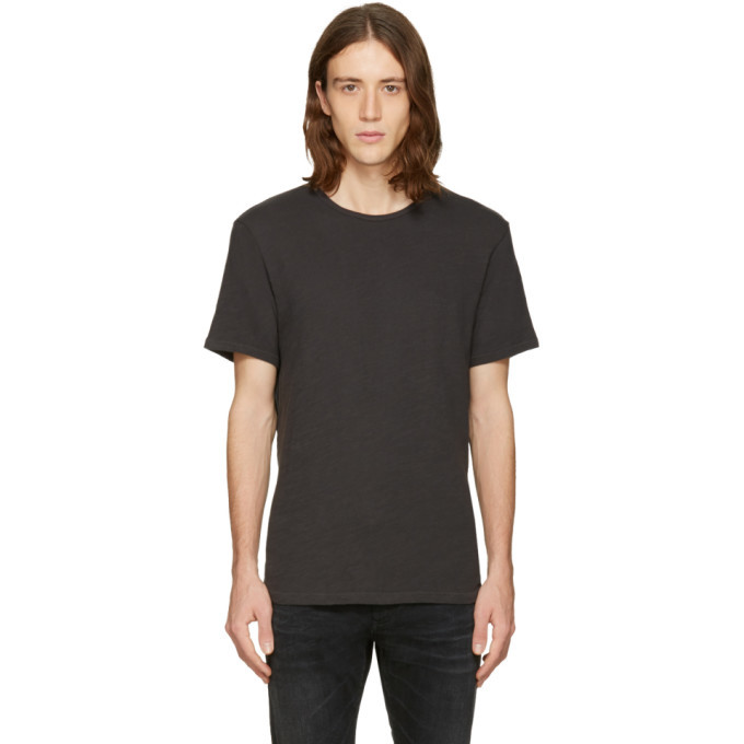 Photo: Rag and Bone Black Standard Issue T-Shirt