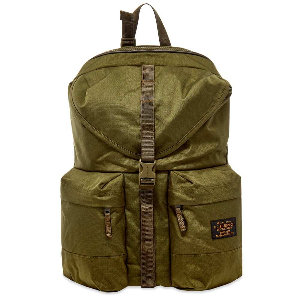 Photo: Filson Ripstop Nylon Backpack
