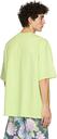Martine Rose Green Oversized Mushroom Brittle T-Shirt