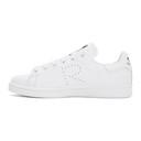 Raf Simons White adidas Originals Edition Stan Smith Sneakers