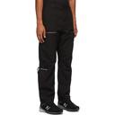 C.P. Company Black Taffeta Cargo Pants