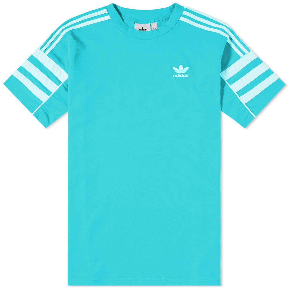 Photo: Adidas Authentic Tee Blue