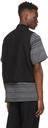 4SDESIGNS Black Bouclé Activity Vest