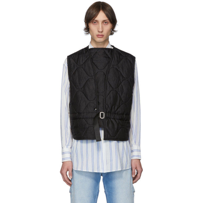 Photo: Our Legacy Black Langoustine Vest