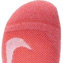 Nike Running - Two-Pack Multiplier Logo-Intarsia Dri-FIT No-Show Socks - Pink