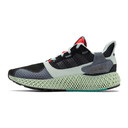 adidas Originals Black ZX 4000 4D Sneakers