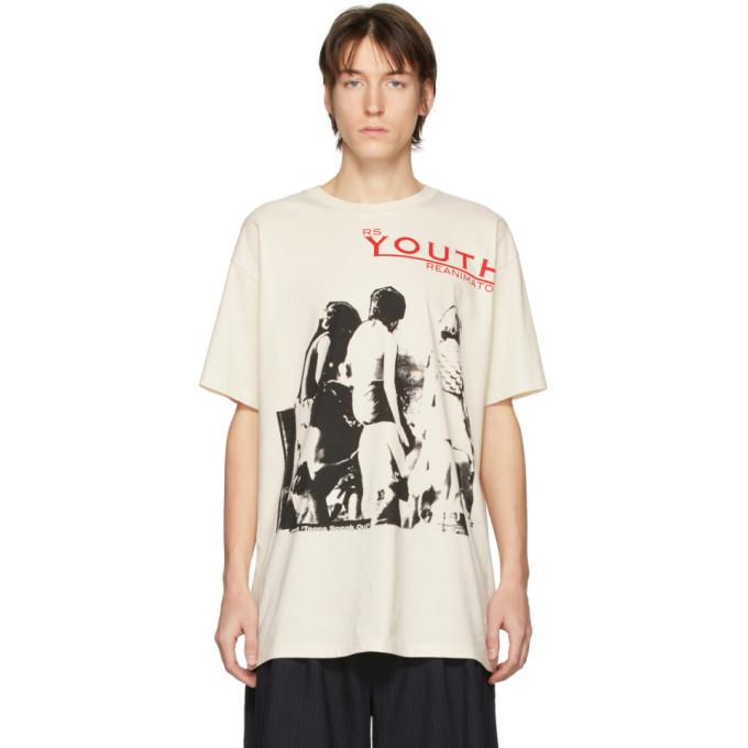 Raf Simons Off-White Youth Reanimator T-Shirt