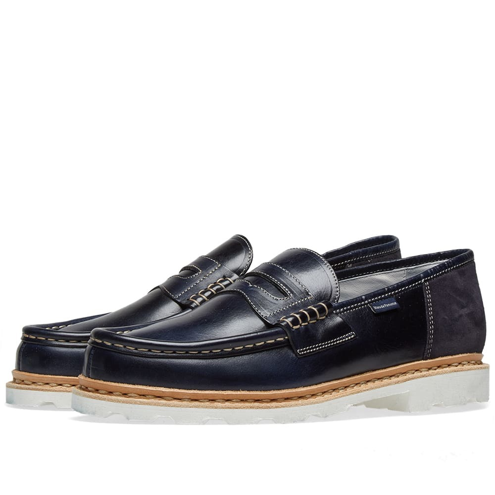 Photo: Bleu de Paname x Paraboot Loafer