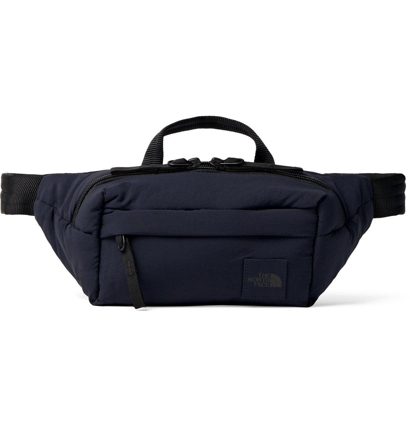 Photo: The North Face - City Voyager Nylon Belt Bag - Blue