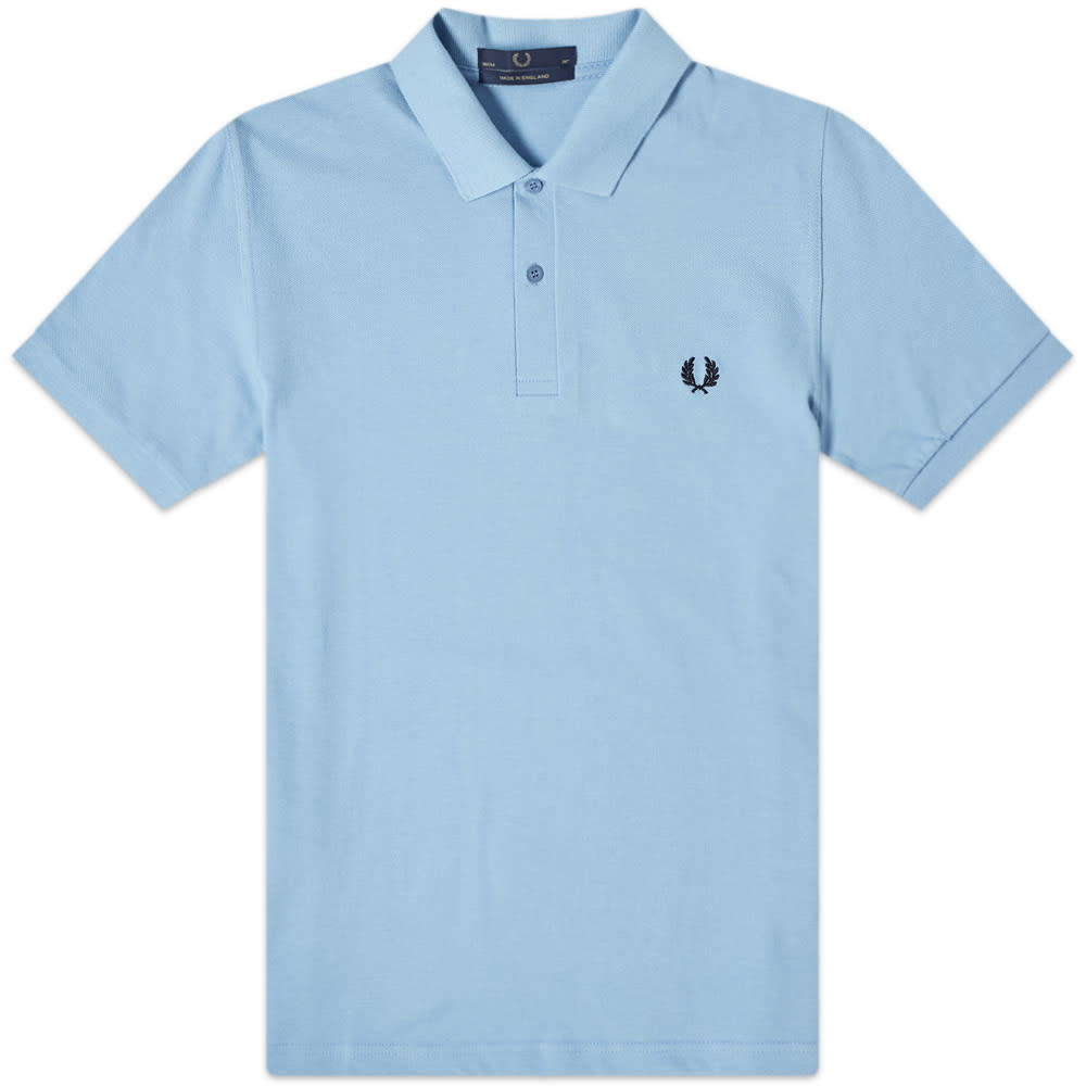 Photo: Fred Perry Reissues Original Plain Polo
