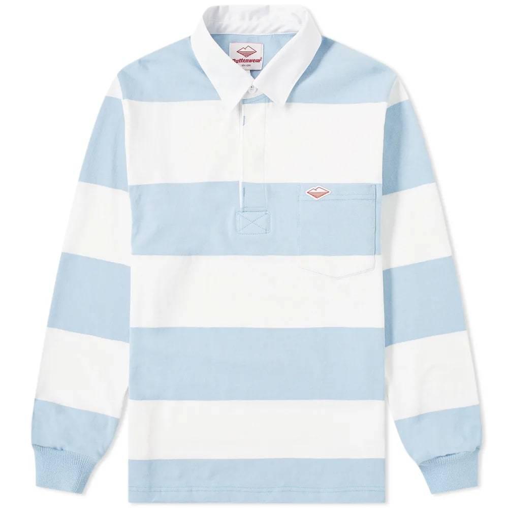 Photo: Battenwear Pocket Rugby Shirt