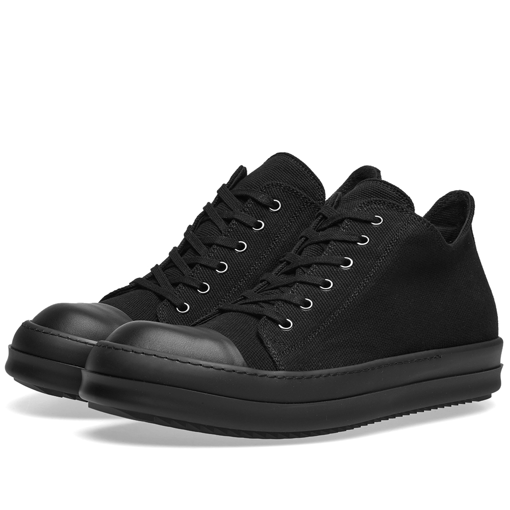 Photo: Rick Owens DRKSHDW Canvas Low Sneaker