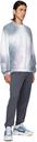 MCQ White & Purple Tie-Dye Relaxed Sweatshirt