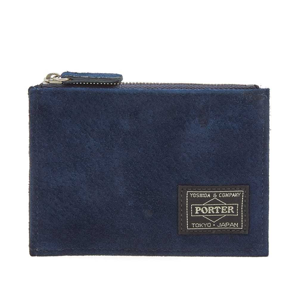 Photo: Head Porter Malmo Zip Wallet