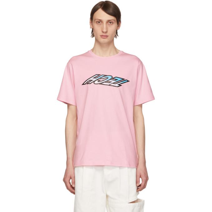 Photo: Perks and Mini Pink HCET T-Shirt